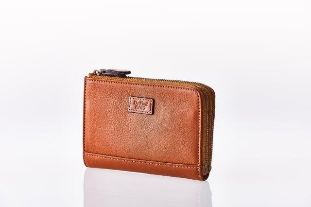 AROMA W-Zip Card Case