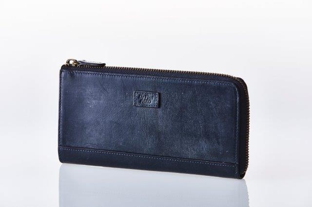 TUTTO BLOOM Slim Zip Wallet