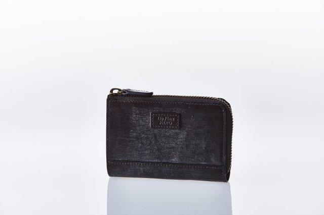 TUTTO BLOOM Two Way Action Zip Wallet