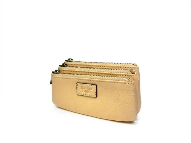 AROMA Tre-Zip Card Pocket
