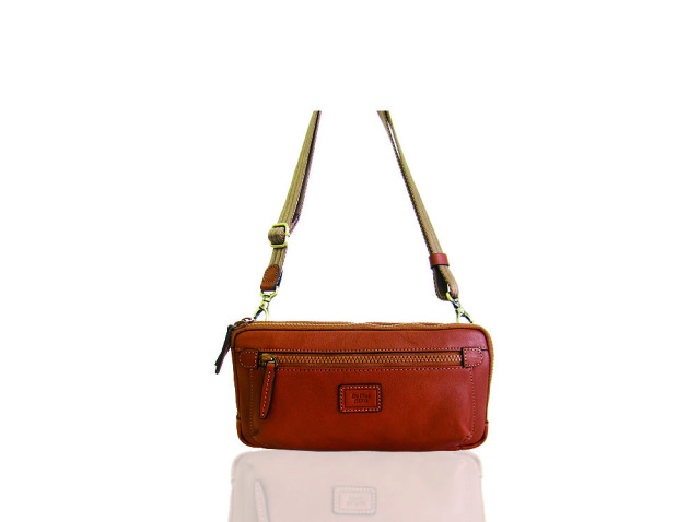 AROMA Double Wallet Bag